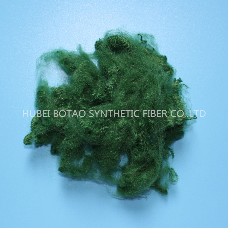 Hydrophilic PP staple fiber for Hygiene material